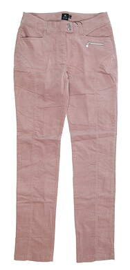 New Womens Daily Sports Elaine Pants 2 Pink MSRP $145 863/291