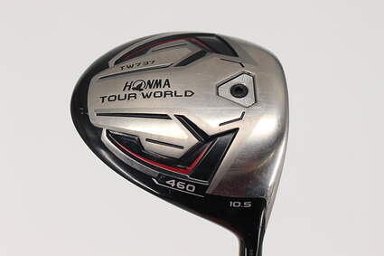 Honma TW737 460 Driver 10.5° Vizard 60 Graphite Stiff Right Handed 46.0in