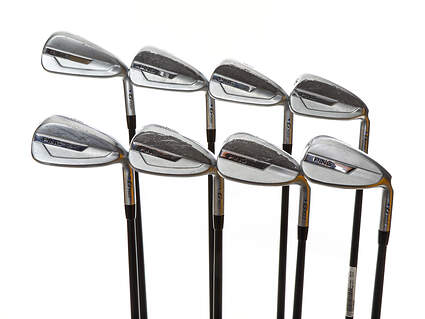 Ping G700 Iron Set 4-PW GW ALTA CB Graphite Stiff Right Handed Blue Dot 38.25in
