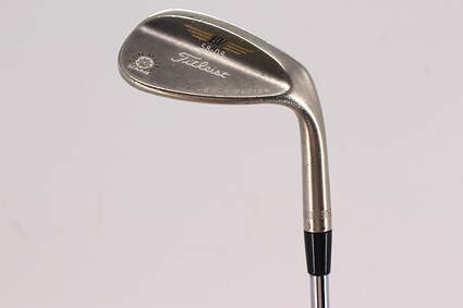 Titleist Vokey Spin Milled SM4 Oil Can Wedge Lob LW 58° Titleist SM5 BV Steel Wedge Flex Right Handed 35.0in