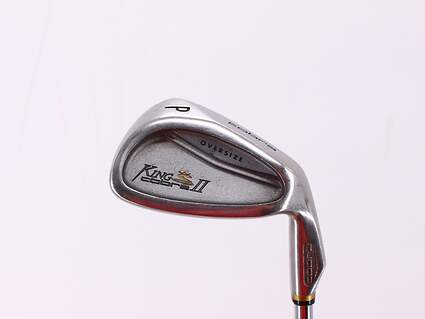 Cobra King Cobra 2 Forged Single Iron Pitching Wedge PW Stock Steel Shaft Steel Stiff Right Handed 37.5in