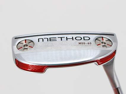 Nike Method MOD 60 Putter Steel Right Handed 34.0in