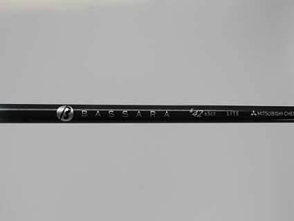 Used W/ Adapter Mitsubishi Rayon Bassara E Series 45 Driver Shaft Senior 45.75in