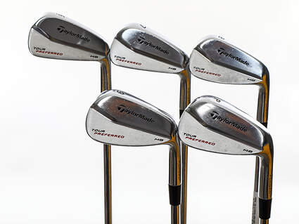 TaylorMade 2014 Tour Preferred MB Iron Set 6-PW Nippon NS Pro Modus 3 Tour 120 Steel X-Stiff Right Handed 37.5in