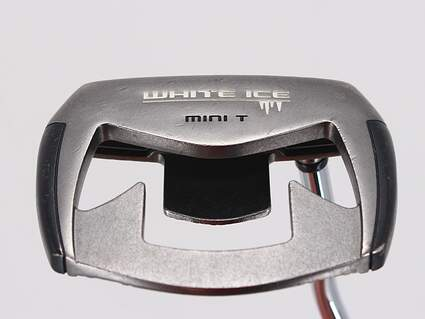 Odyssey White Ice Mini T Putter Steel Right Handed 34.0in