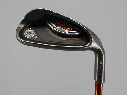 Ping G10 Single Iron Pitching Wedge PW Ping TFC 129I Graphite Stiff Right Handed Silver Dot 36.0in