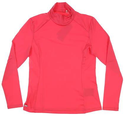 New Womens Nivo Sport Celeste Mock Small S Pink MSRP $90 NI8210194