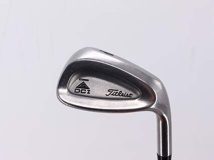 Titleist DCI Black Single Iron Pitching Wedge PW Dynamic Gold Sensicore R300 Steel Regular Right Handed 36.0in