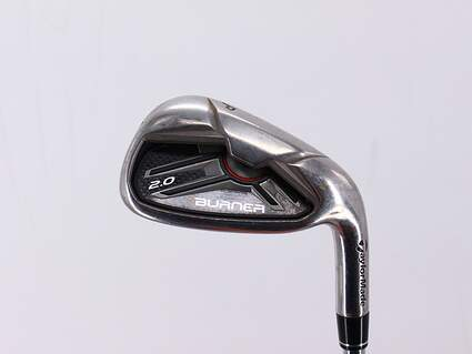 TaylorMade Burner 2.0 HP Single Iron Pitching Wedge PW TM Burner 2.0 85 Steel Regular Right Handed 36.75in