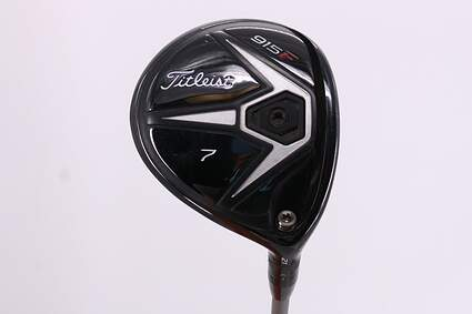 Titleist 915 F Fairway Wood 7 Wood 7W 21° Mitsubishi Diamana M+ Red 50 Graphite Ladies Right Handed 40.75in