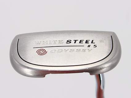 Odyssey White Steel 5 Putter Steel Right Handed 35.25in