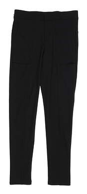 New Womens Straight Down Heroine Pants X-Small XS Black MSRP $100 W50118
