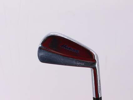 Mizuno MP 33 Single Iron 4 Iron True Temper Dynamic Gold S300 Steel Stiff Right Handed 38.75in