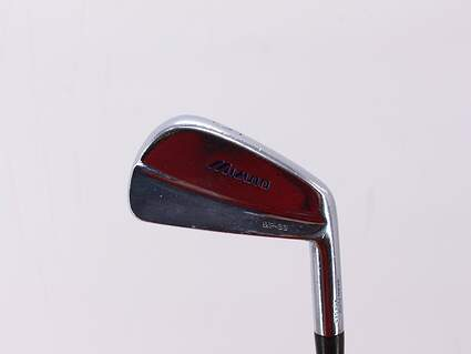 Mizuno MP 33 Single Iron 5 Iron True Temper Dynamic Gold Steel Stiff Right Handed 38.0in