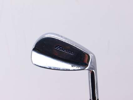Mizuno MP 33 Single Iron 9 Iron True Temper Dynamic Gold S300 Steel Stiff Right Handed 36.0in
