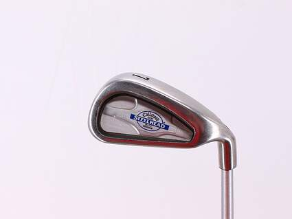 Callaway X-14 Single Iron 7 Iron UST Competition 75 Series Iron Graphite Stiff Right Handed 37.5in