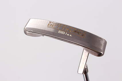 Bettinardi BB 1 Mid Slant Putter Steel Right Handed 35.5in