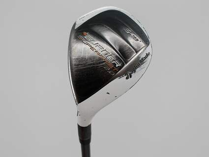 TaylorMade Burner Superfast 2.0 Hybrid 3 Hybrid 18° TM Reax 60 Graphite Stiff Left Handed 41.0in