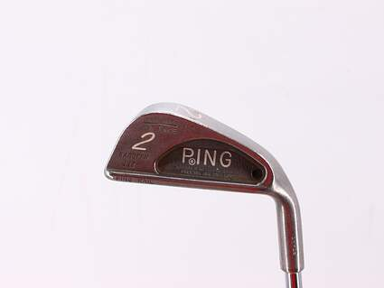 Ping Karsten III Single Iron 2 Iron True Temper Steel Stiff Right Handed 39.25in