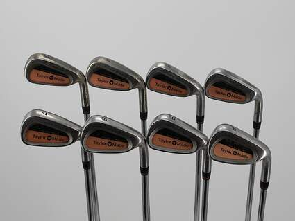 TaylorMade Firesole Iron Set 3-PW TM S-90 Steel Stiff Right Handed 37.5in