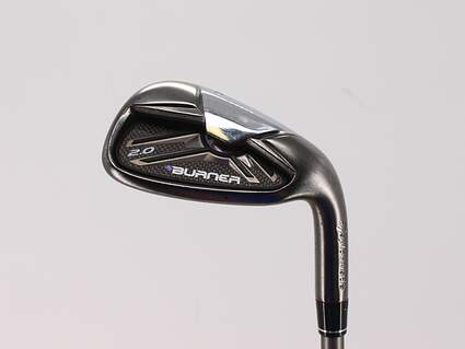 TaylorMade Burner 2.0 Wedge Gap GW 50° TM Reax Superfast 55 Lady Graphite Ladies Right Handed 34.75in