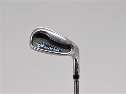 Tour Edge Bazooka Jmax QL Single Iron 8 Iron Stock Graphite Shaft Graphite Stiff Right Handed 36.75in