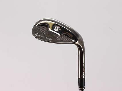 TaylorMade Rac Satin Tour TP Wedge Lob LW 58° Stock Steel Shaft Steel Wedge Flex Right Handed 35.5in