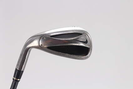 Nike Slingshot OSS Single Iron 5 Iron Mitsubishi iDiamana Slingshot Graphite Regular Left Handed 38.25in
