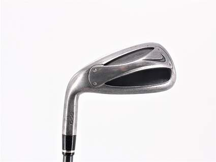 Nike Slingshot OSS Single Iron 6 Iron Mitsubishi iDiamana Slingshot Graphite Regular Left Handed 37.5in