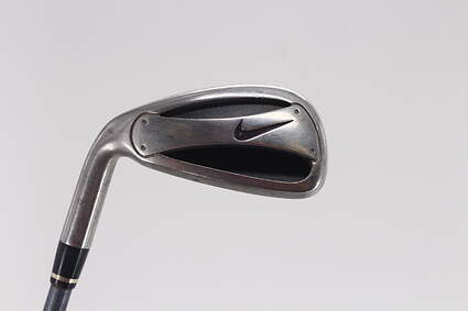 Nike Slingshot OSS Single Iron 7 Iron Stock Graphite Shaft Graphite Regular Left Handed 37.25in
