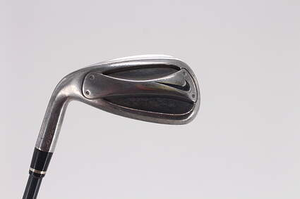 Nike Slingshot OSS Single Iron 8 Iron Mitsubishi iDiamana Slingshot Graphite Regular Left Handed 36.75in