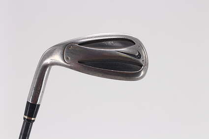 Nike Slingshot OSS Single Iron Pitching Wedge PW Mitsubishi iDiamana Slingshot Graphite Regular Left Handed 36.0in