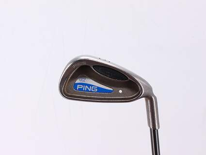 Ping G2 Single Iron 5 Iron Ping TFC 100I Graphite Regular Right Handed White Dot 38.5in