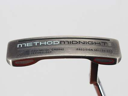 Nike Method Midnight 006 Putter Steel Right Handed 34.5in
