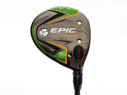 Mint Callaway EPIC Flash Fairway Wood Heaven Wood 20° Project X Even Flow Green 55 Graphite Ladies Right Handed 41.75in