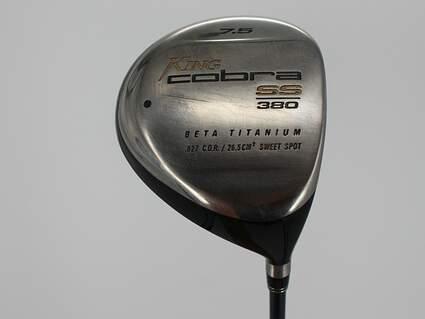Cobra SS 380 Driver 7.5° Cobra Graphite Design YS-5.1 Graphite Stiff Right Handed 46.0in