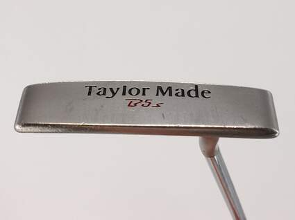 TaylorMade Nubbins B5 Putter Toe Down Steel Right Handed 35.25in