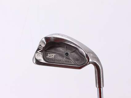 Ping ISI Single Iron 8 Iron Ping JZ Steel Regular Right Handed Black Dot 37.5in