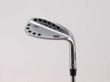 PXG 0311 Chrome Wedge Lob LW 60° 12 Deg Bounce FST KBS 610 Steel Wedge Flex Right Handed 36.0in