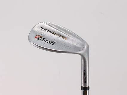 Wilson Staff Dyna-Powered Wedge Sand SW 56° Stock Steel Shaft Steel Wedge Flex Right Handed 35.5in