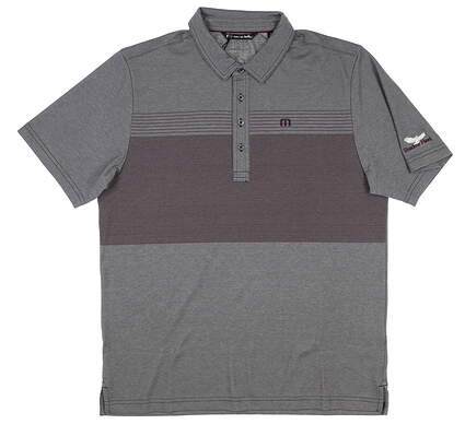 New W/ Logo Mens Travis Mathew From Ato B Golf Polo XX-Large XXL Gray MSRP $951MP070