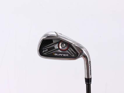 TaylorMade Burner 2.0 HP Single Iron 4 Iron Aerotech Volant FT 500 Shaft Graphite Stiff Right Handed 39.0in