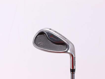 Tour Edge Bazooka Progress Single Iron Pitching Wedge PW Bazooka JMAX Gold Graphite Ladies Right Handed 34.75in