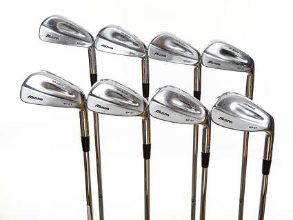 Mizuno MP 67 Iron Set 3-PW True Temper Dynamic Gold S300 Steel Stiff Right Handed 37.75in