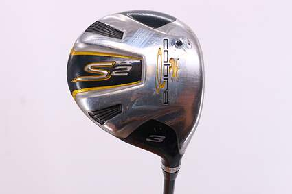 Cobra S2 Fairway Wood 3 Wood 3W Cobra Fit-On Max 65 Graphite Stiff Right Handed 43.75in