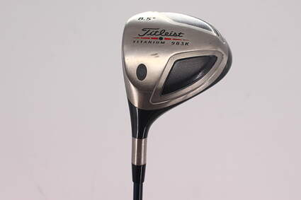 Titleist 983 K Driver 8.5° Graphite Design Reloaded YS-6 Graphite X-Stiff Left Handed 45.25in