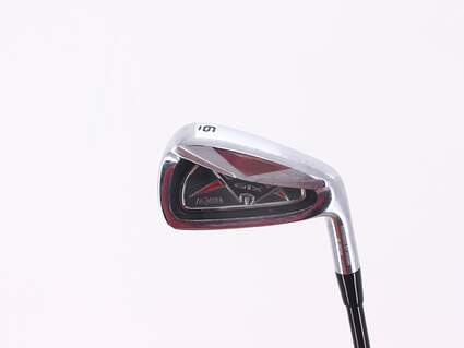Honma G1X Single Iron 6 Iron Stock Graphite Shaft Graphite Stiff Right Handed 38.25in