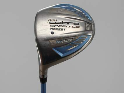 Cobra 2008 Speed LD M OS Fairway Wood 7 Wood 7W 21° Aldila VS Proto HL Graphite Ladies Left Handed 41.0in