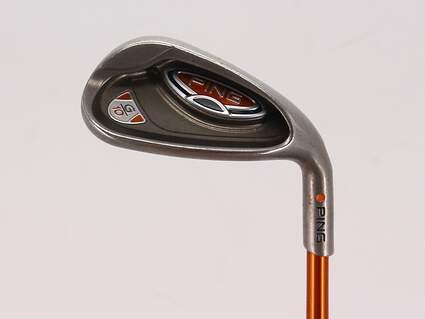 Ping G10 Wedge Sand SW Ping TFC 129I Graphite Regular Right Handed Orange Dot 35.5in