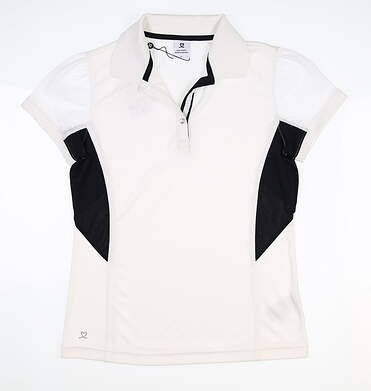 New Womens Daily Sports Golf Polo Small S White 843/109